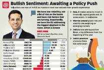 Indian equities may spin a pleasant surprise: Deutsche Bank's Dixit Joshi