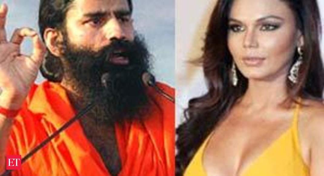 Rakhi Sawant says Baba Ramdev is hot and sexy