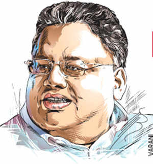 India's most famous investor Rakesh Jhunjhunwala pledges to give away 25% of his wealth, sets a $1 bn corpus target for it
