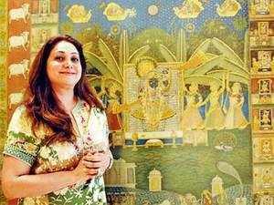 Harmony art show, Kokilaben Dhirubhai Ambani Hospital and Research Institute keep Tina Ambani busy