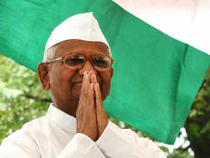 Team Anna Hazare consists of Maoists, fascists & anarchists: Congress