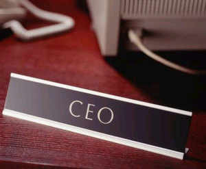 CEOs step out of corner rooms to coach young professionals