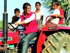 India's youngest sarpanch, MBA Chavvi Rajawat makes her village Soda India's 1st IT-enabled one