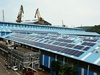 Three stations in Salem railway division go solar, shun thermal power during day