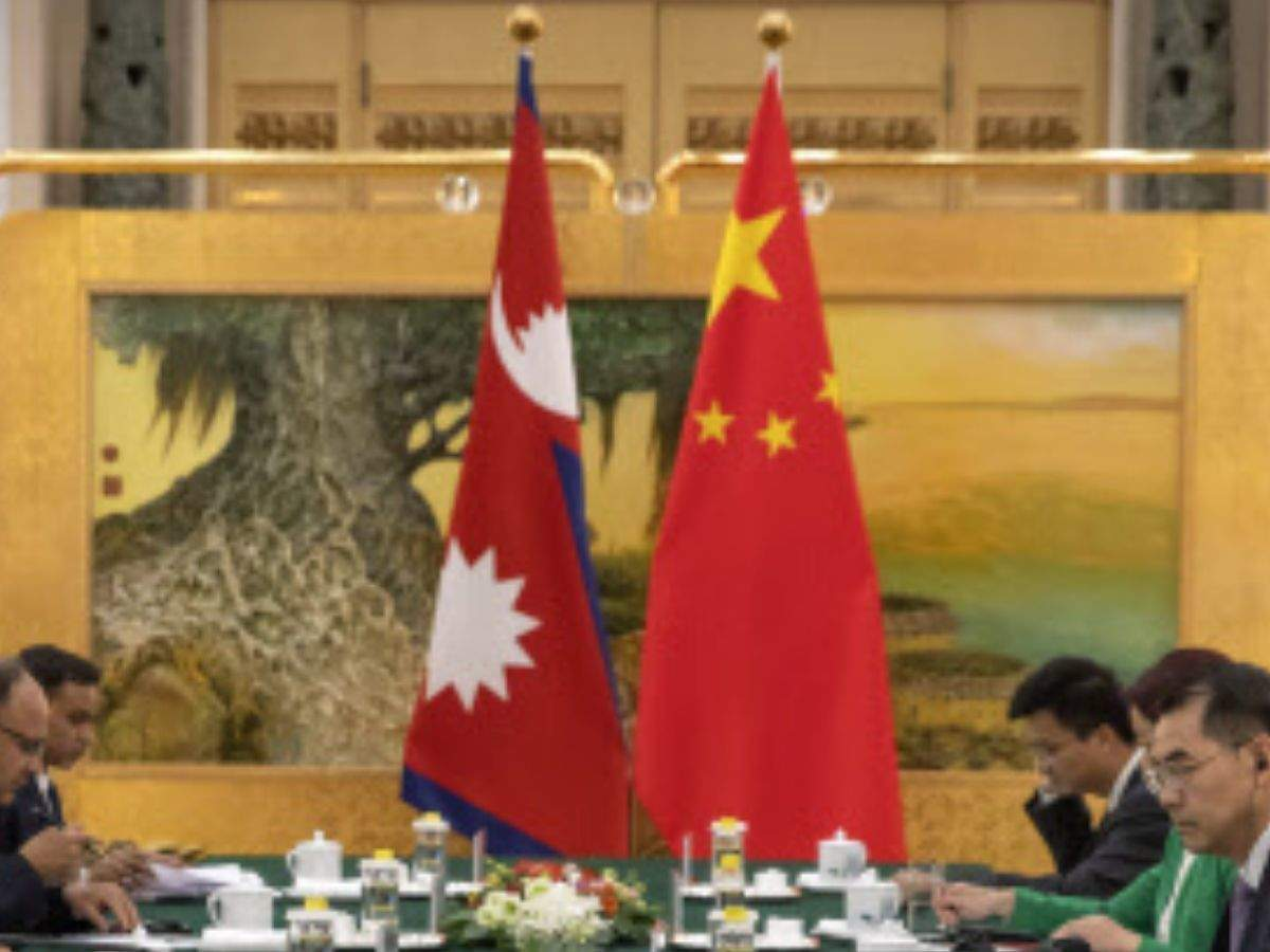 China interferes in Nepal to save Communist Party government - The ...