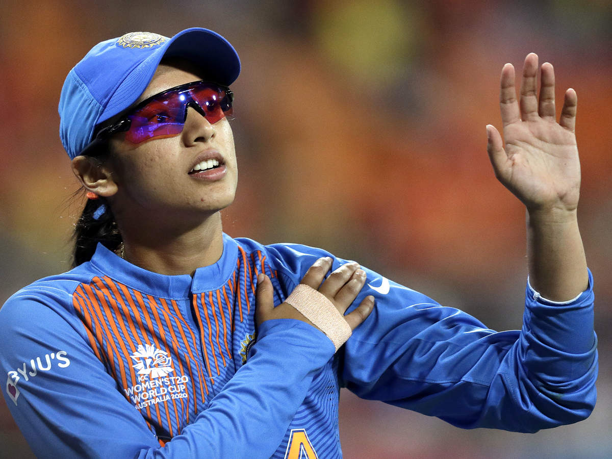 Smriti Mandhana: Smriti Mandhana believes in patience and hard work, says putting pressure on yourself never helps - The Economic Times