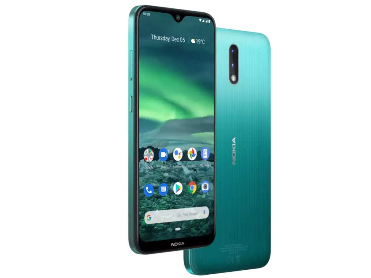 Nokia C3 Nokia C3 Review Lightweight Design With Matte Finish Stock Android Experience Good Battery Life The Economic Times