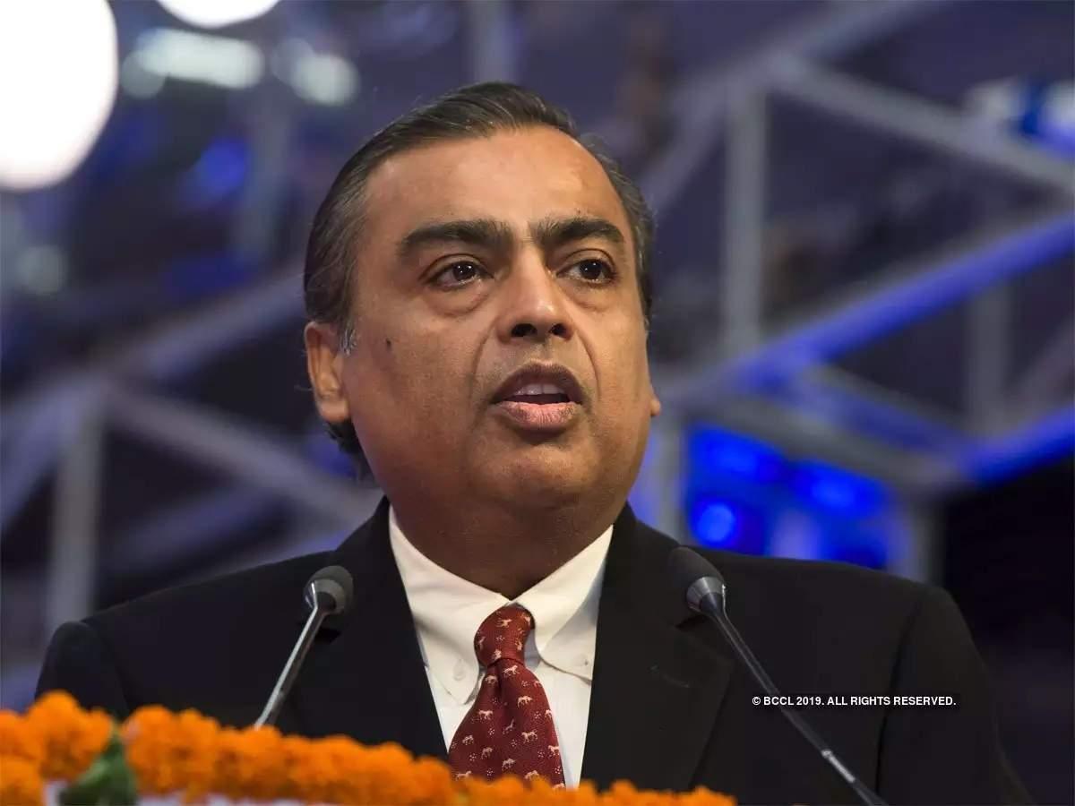mukesh ambani net worth mukesh ambani becomes fifth richest in the world as net worth swells past 75 billion the economic times mukesh ambani becomes fifth richest