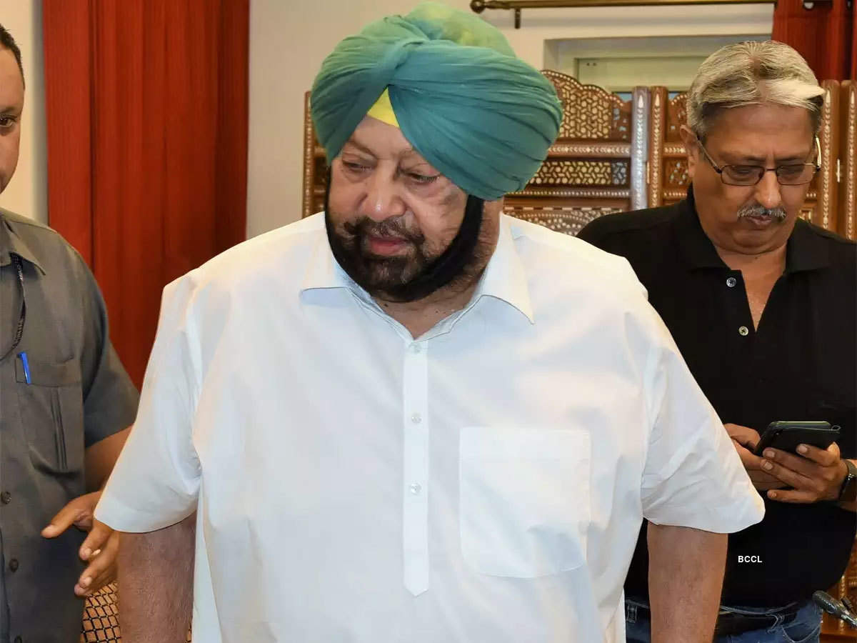 punjab lockdown extended: Punjab extends curfew till May 1; task force to  decide on exit strategy - The Economic Times
