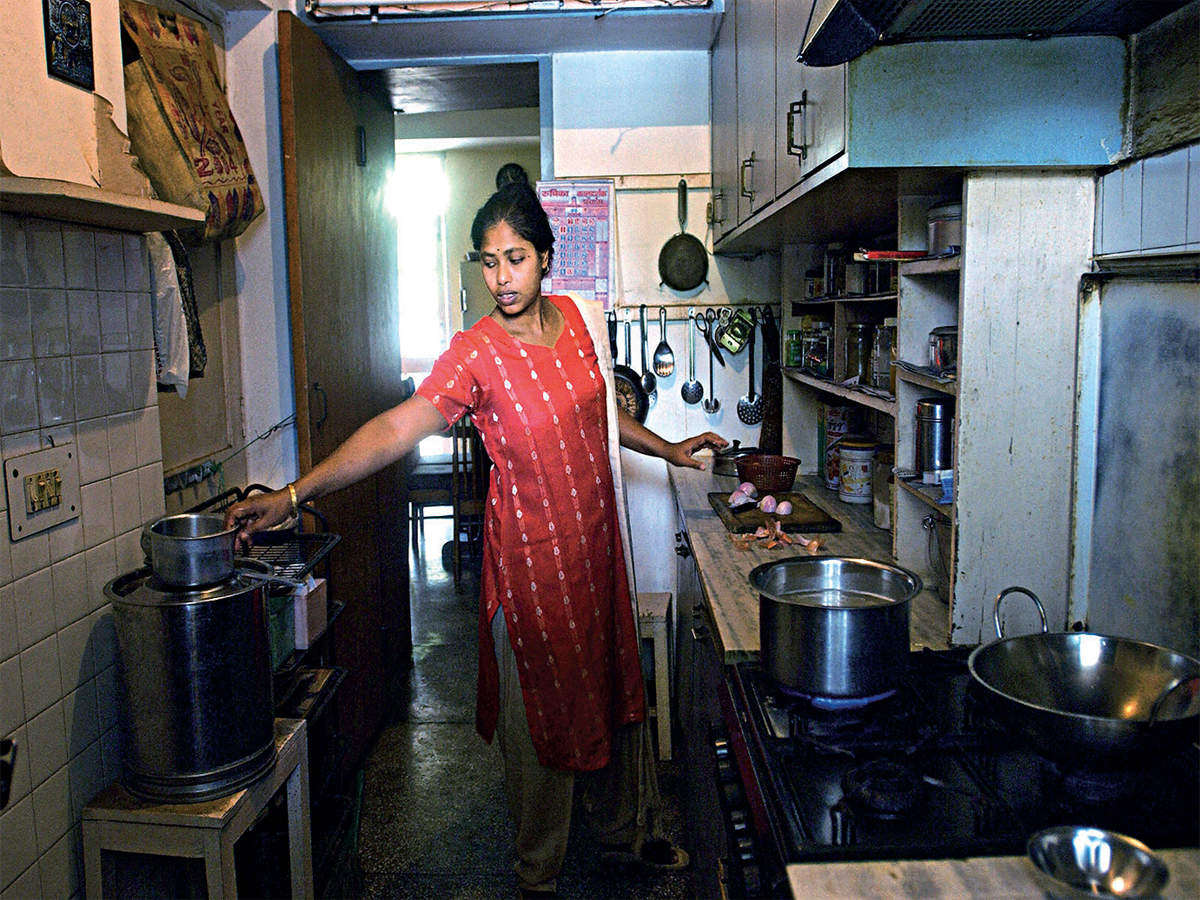 Why domestic help continues to remain a thankless job in India - The Economic Times