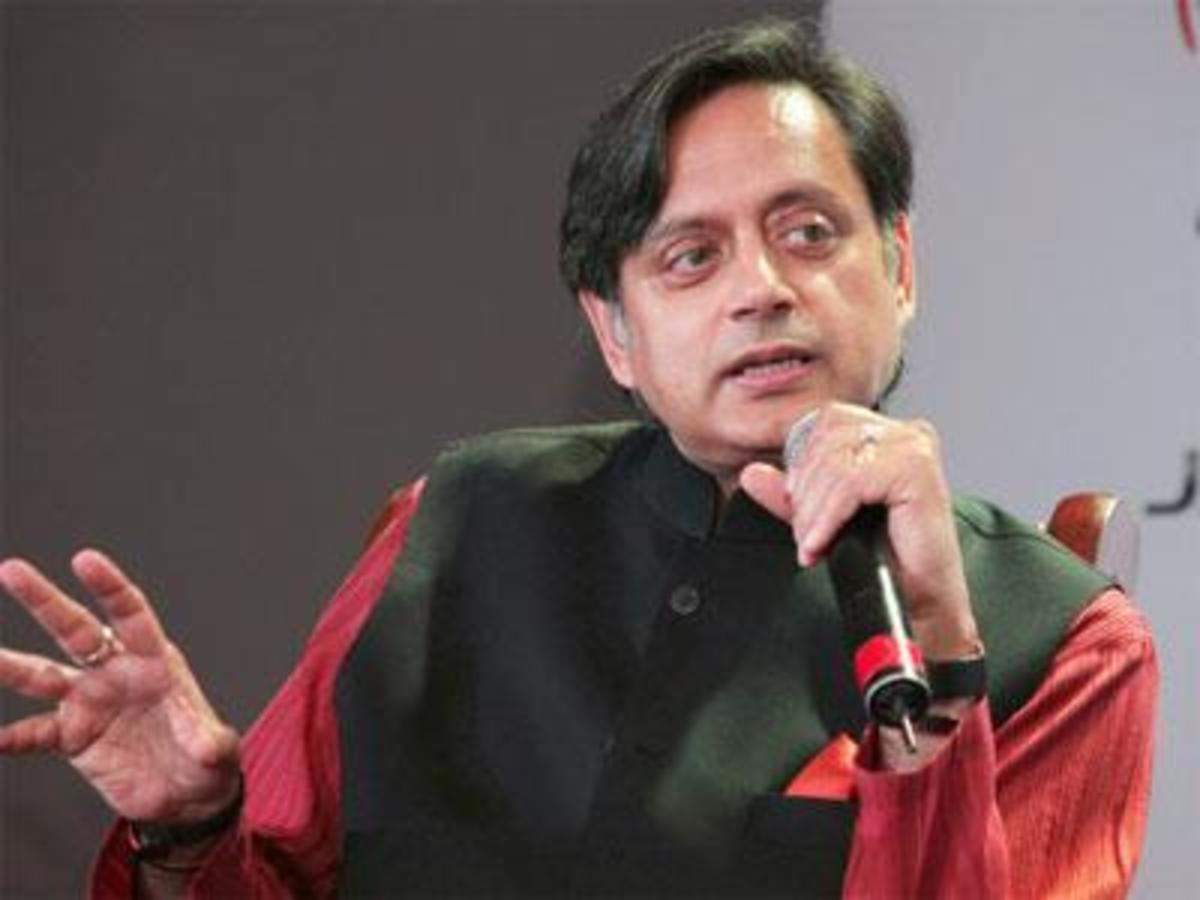Shashi Tharoor's son Ishaan joins Washington Post - The Economic Times
