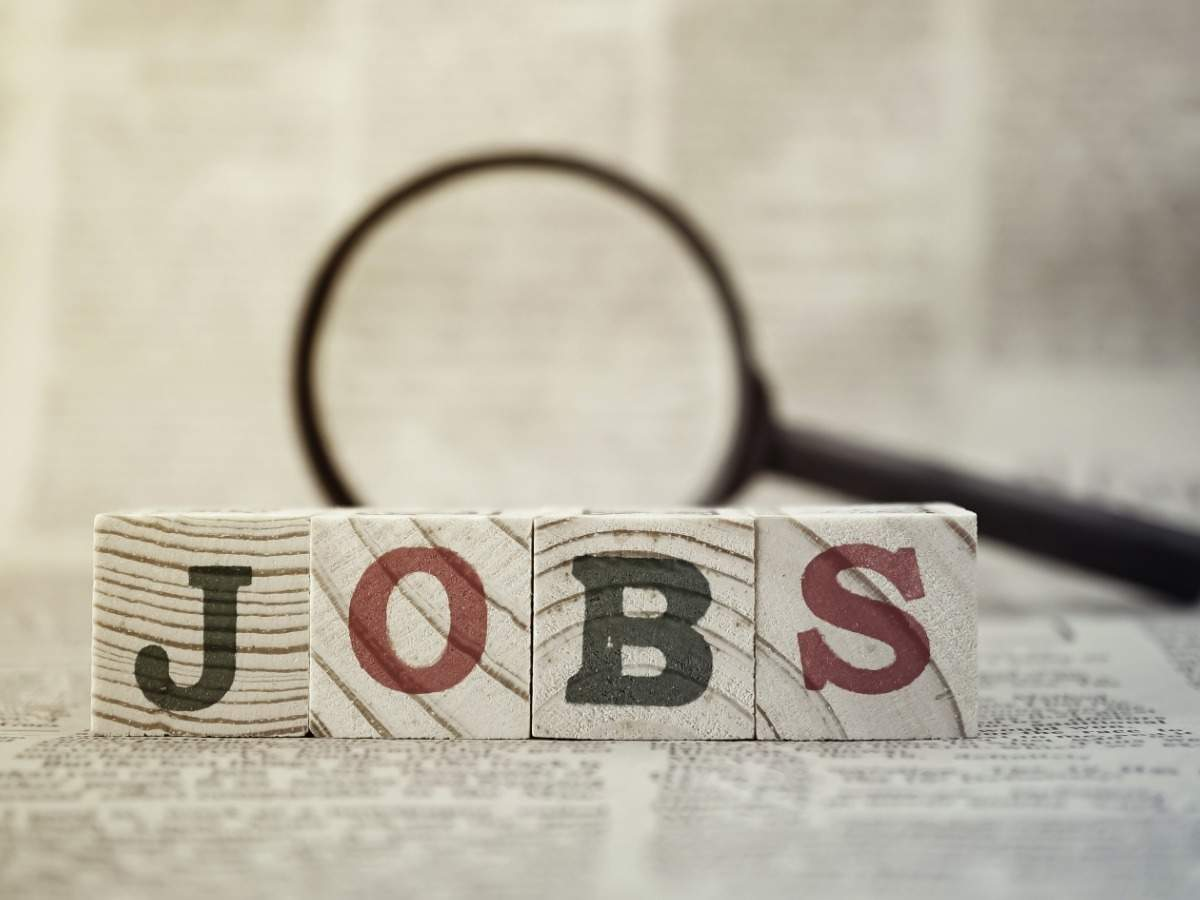 Looking For A Job Don T Make These 12 Mistakes The Economic Times