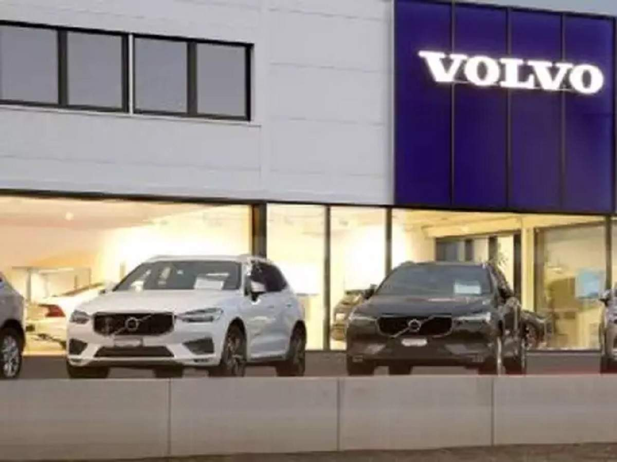 Volvo Car India Partners With Hdfc Bank To Launch Volvo Car Financial Services The Economic Times