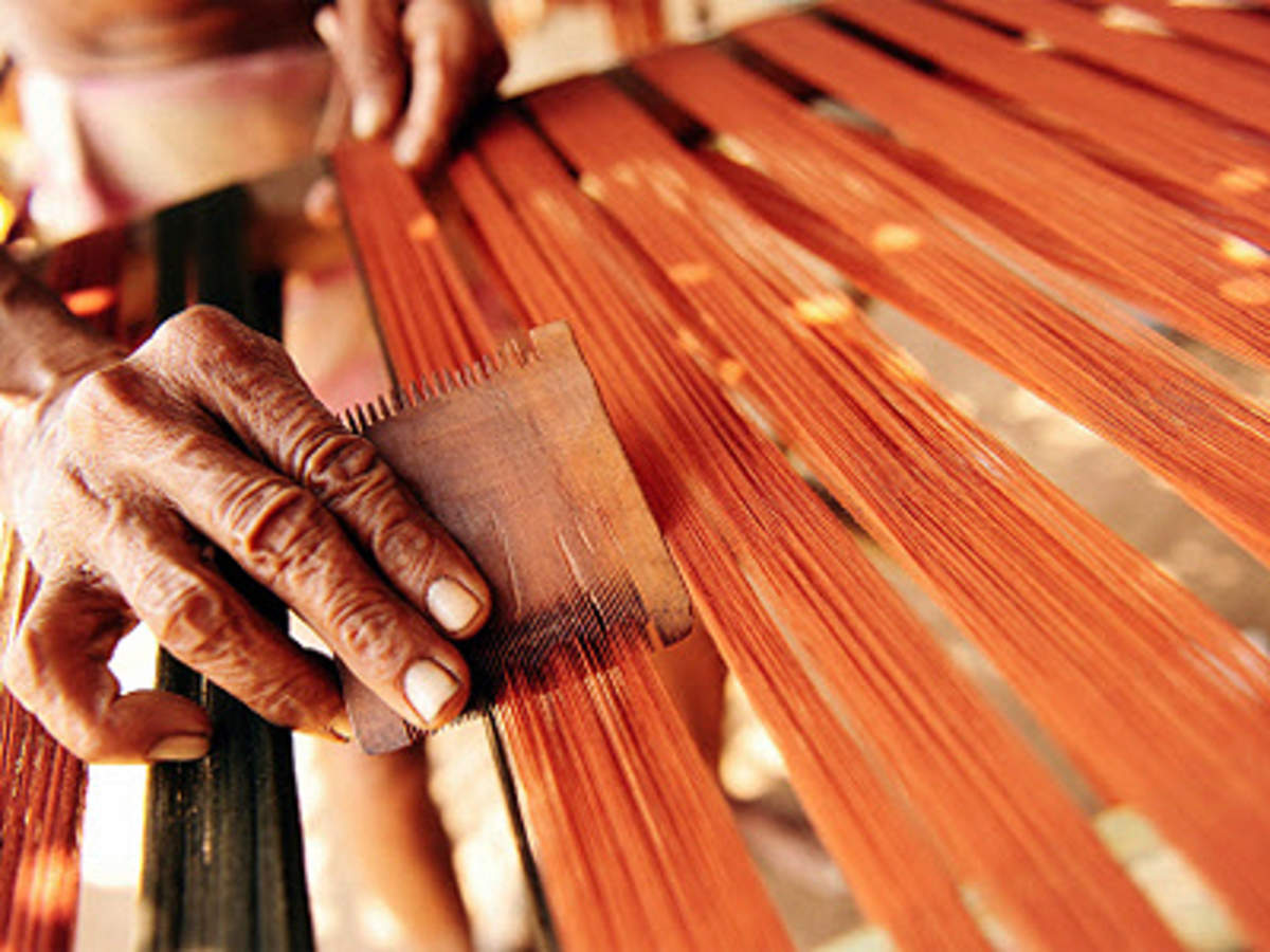 Tirupur keen to enter 'synthetic' fabric market - The Economic Times