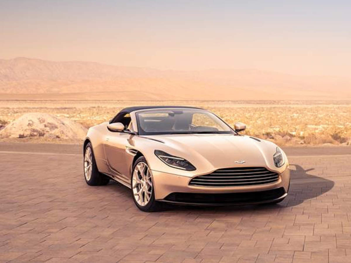 Aston Martin How Aston Martin Has Gone Wrong With The Db 11 Volante The Economic Times