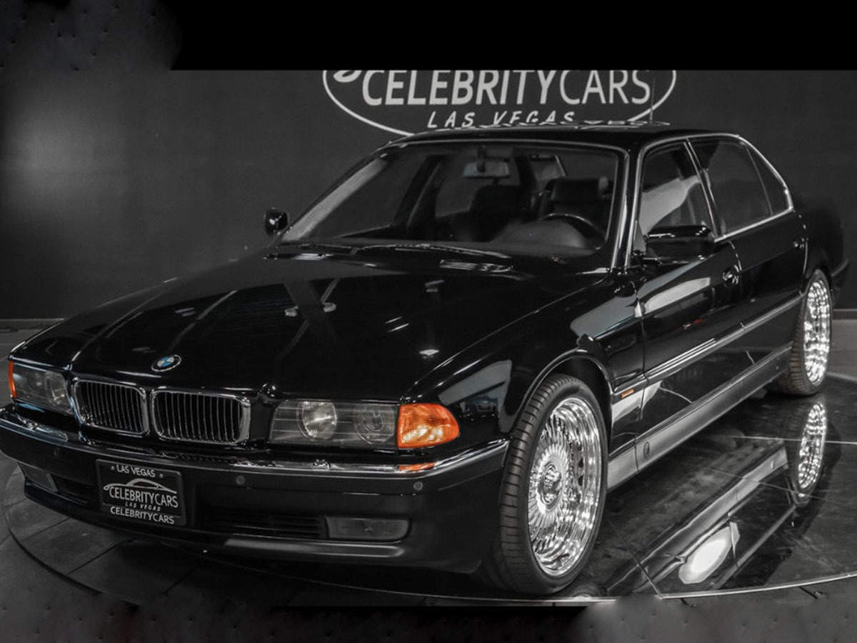 Tupac Shakur S Black Bmw The One He Was Shot In To Be Auctioned For 1 75 Mn In Las Vegas The Economic Times