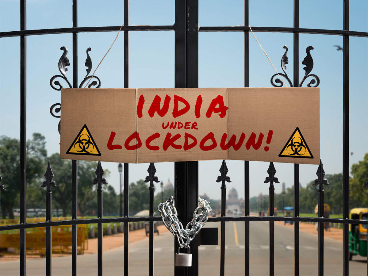 Lockdown Extension News Lockdown Likely To Be Extended Till May 31 With More Relaxations The Economic Times