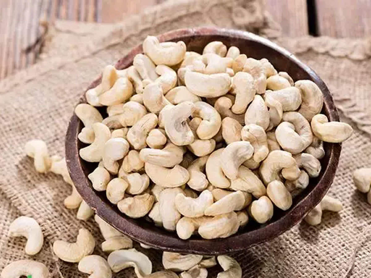 Cashew: Cashew exports may fall to 25-year low - The Economic Times