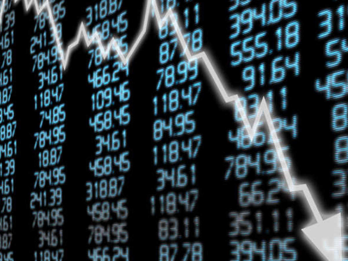 US stocks end lower after dreary March jobs data, Dow -1.7% - The Economic  Times