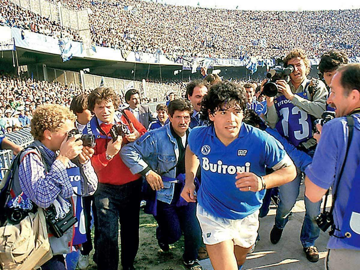The god & his city: Life of Diego Maradona at Napoli and in Naples - The Economic Times