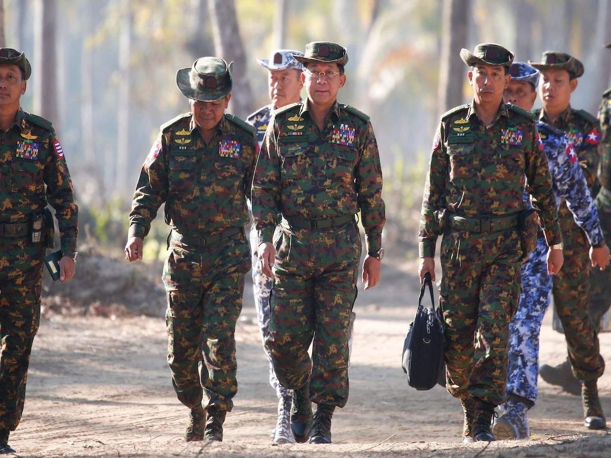 Myanmar junta removes Arakan Army from terrorist list - The Economic Times