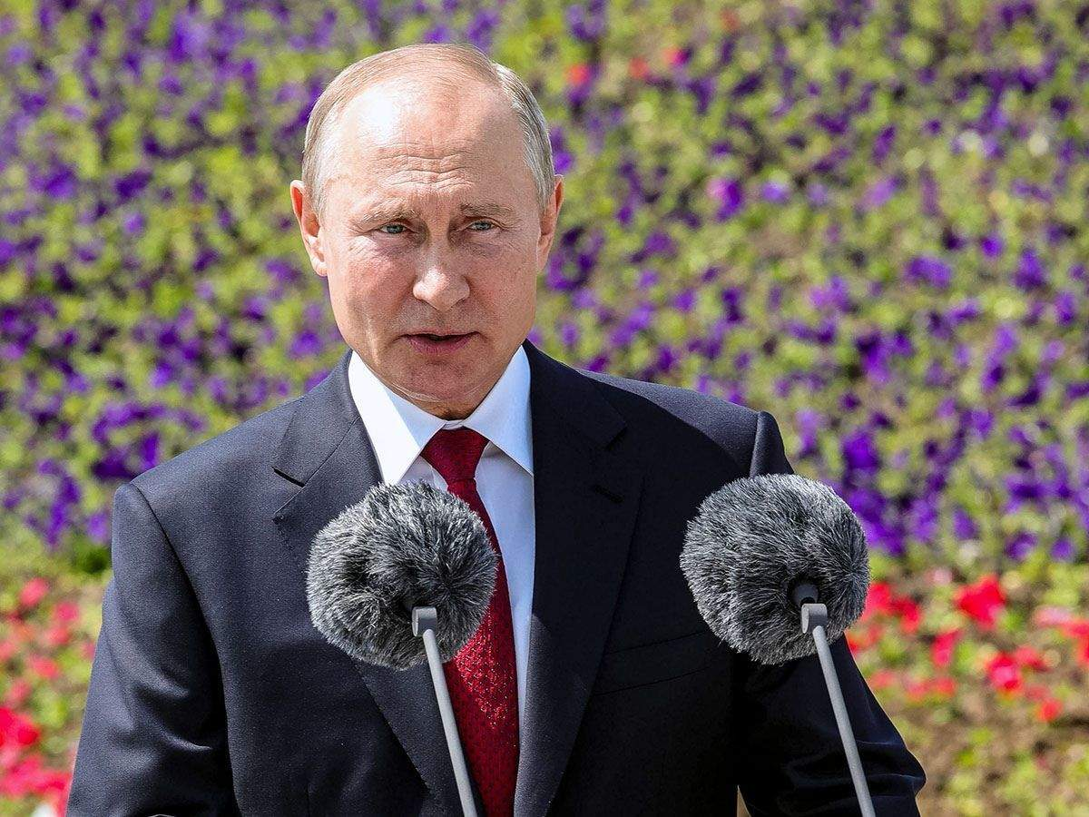 Modi Dials Putin On His Birthday Discussed The President S India Visit For The Annual Summit The Economic Times