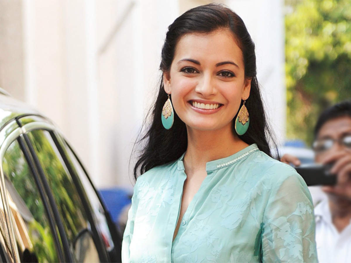 politics religion need to be separate dia mirza on intolerance
