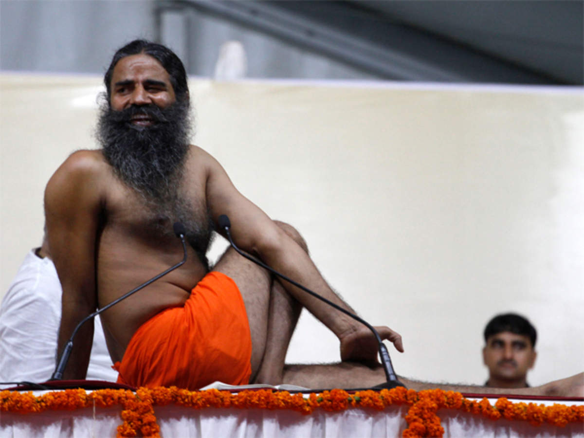 Baba Ramdev: India Inc, be afraid! Baba Ramdev could be the next Tata or  Ambani of India - The Economic Times