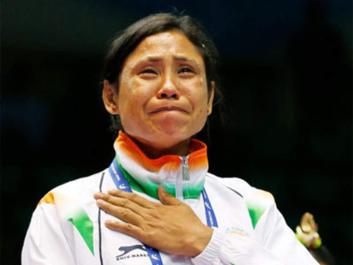 PIL in Delhi High Court challenging boxer Sarita Devi's suspension by AIBA  - The Economic Times