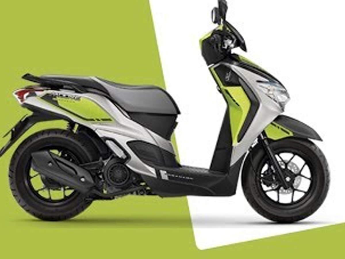 Honda Sues Hero Electric Over E Scooter Design The Economic Times
