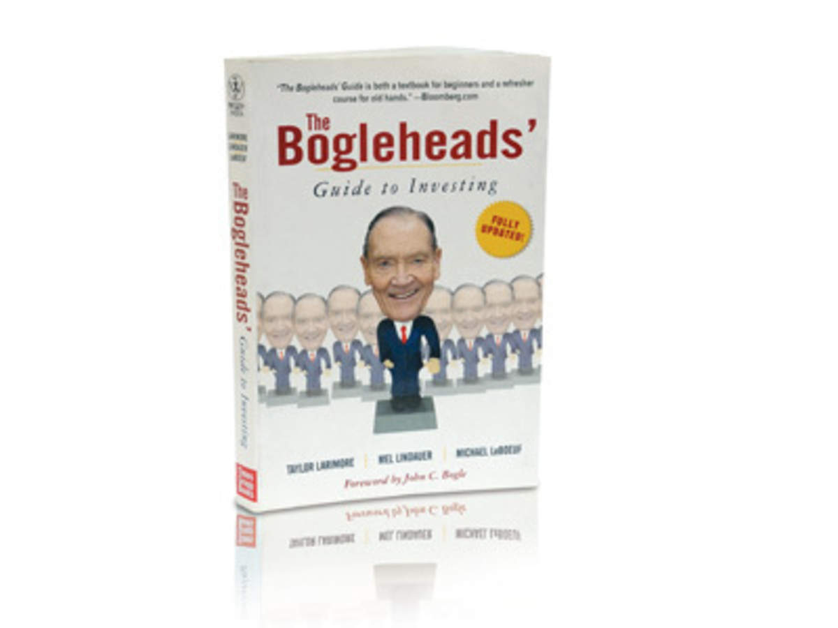 Book review: The Bogleheads' Guide to Investing - The Economic Times