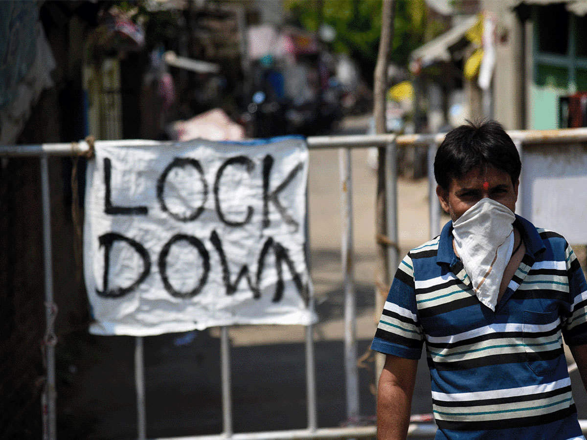 west bengal govt announces complete lockdown for 14 days till may 30 - the  economic times