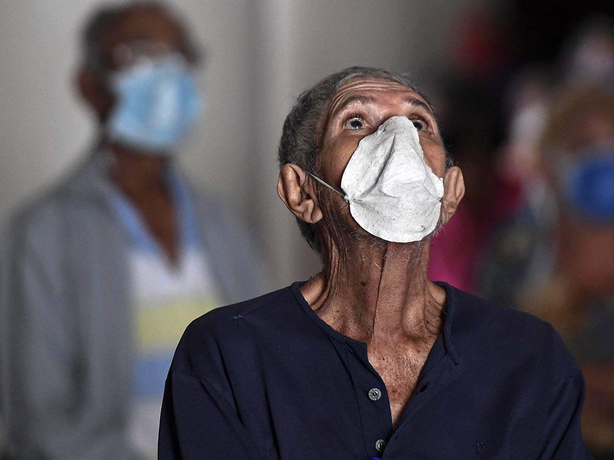 Breathless, weak, many patients seek help after COVID-19 recovery - The  Economic Times
