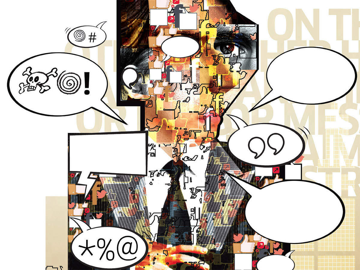 Socially Adept How India Inc Is Battling Trolls The Economic Times