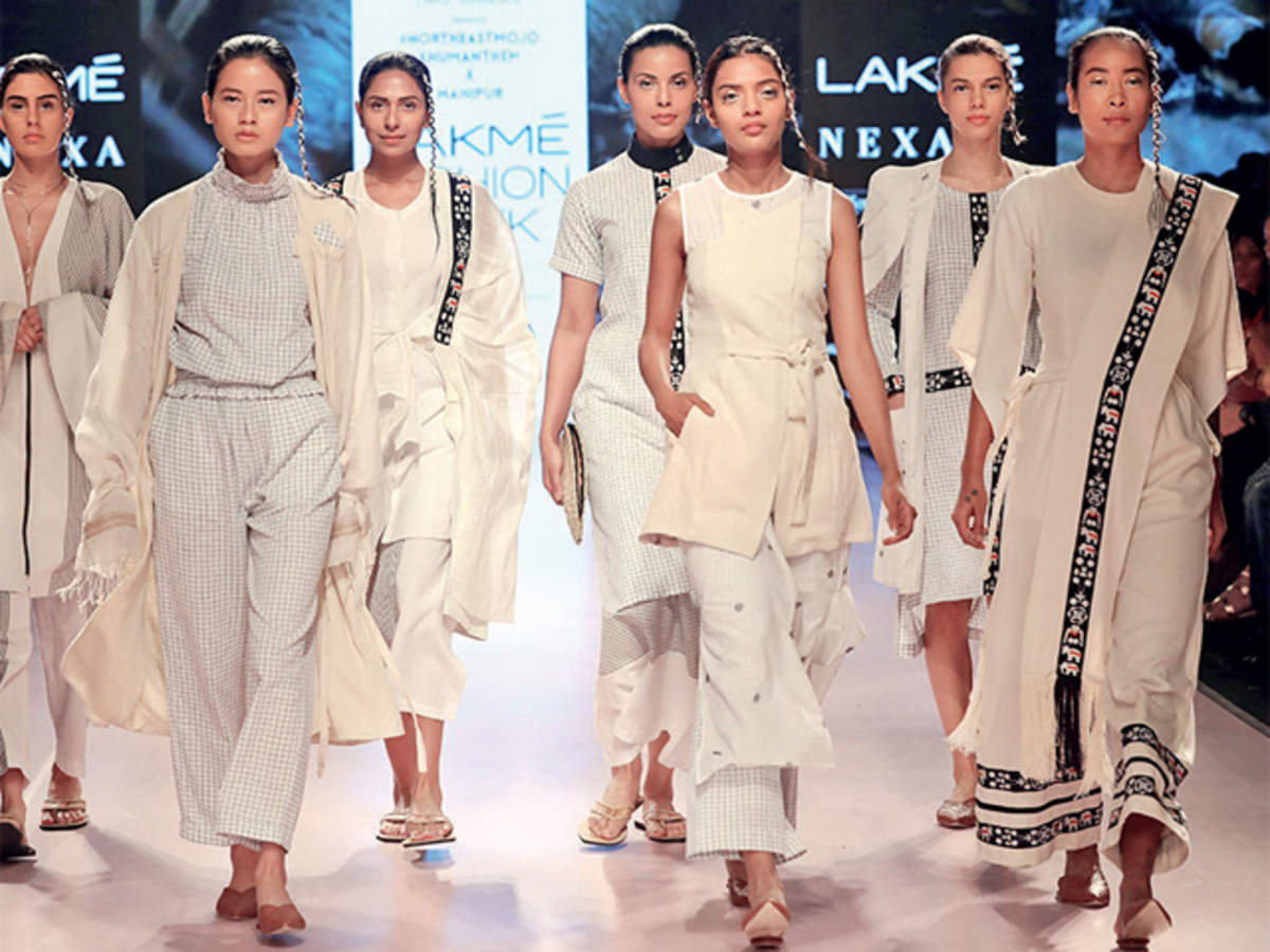 Northeast Designers How The Northeast States Are Making A Mark In Indian Fashion The Economic Times
