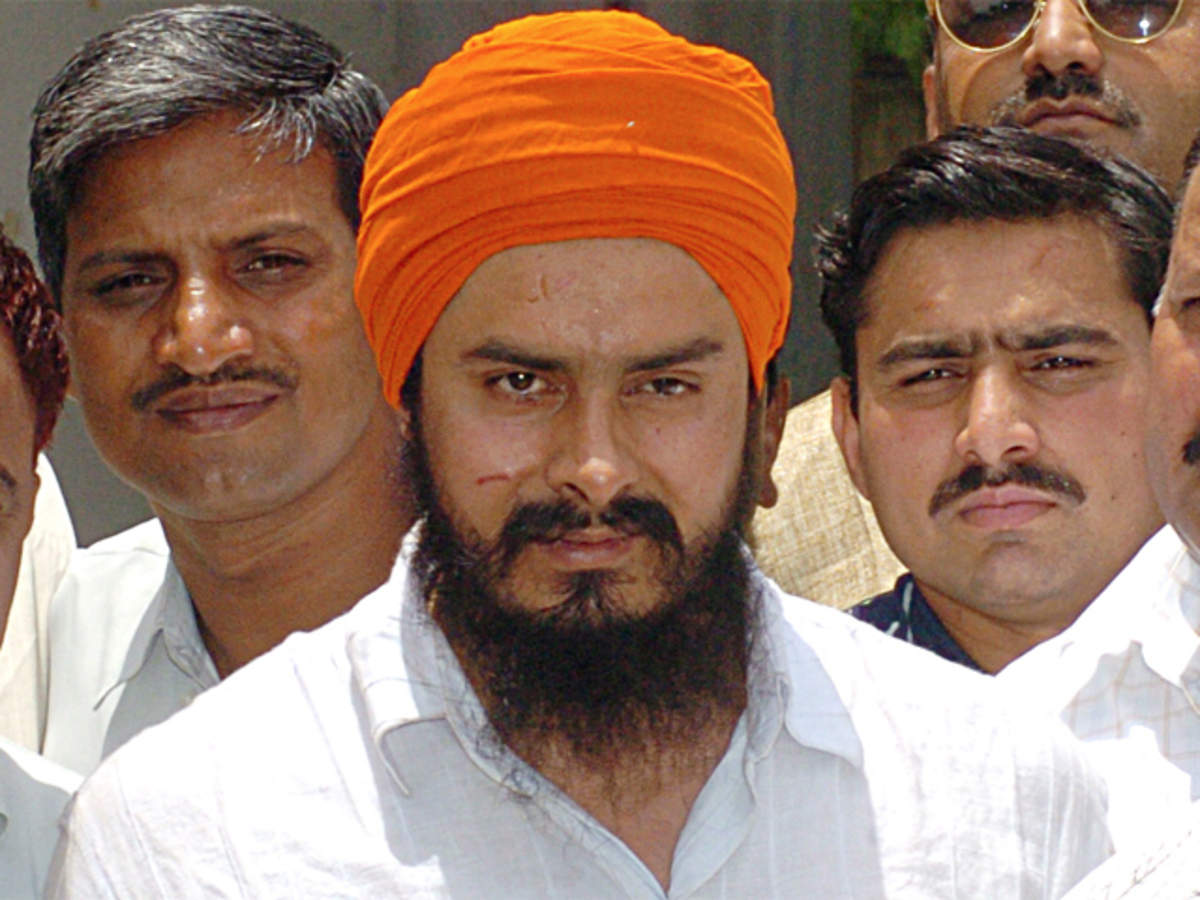 Radicals name Jagtar Singh Hawara new Akal Takht chief at sikh conclave -  The Economic Times