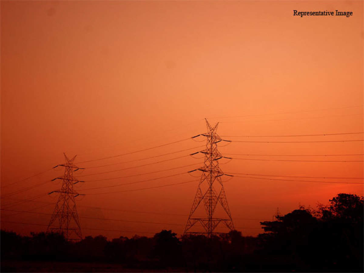 World S 2nd Tallest Power Transmission Towers In West Bengal The Economic Times