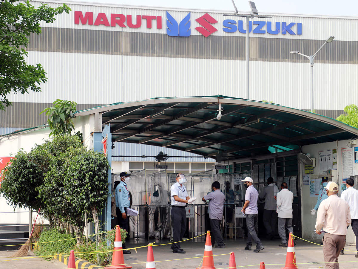 Maruti Suzuki India Introduces Accessories To Protect Customers From Coronavirus The Economic Times