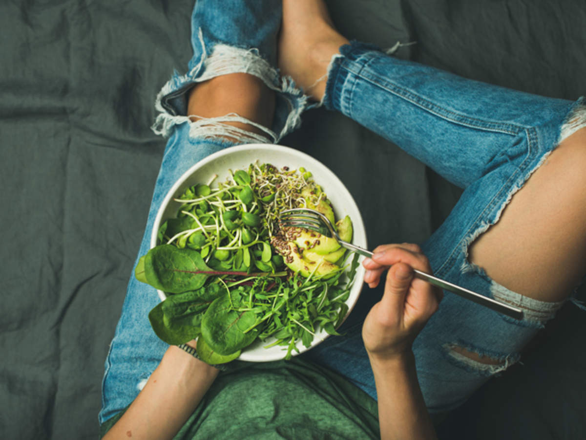 National Nutrition Week Do You Replace Your Meals With Salads It S Not The Healthiest Option The Economic Times