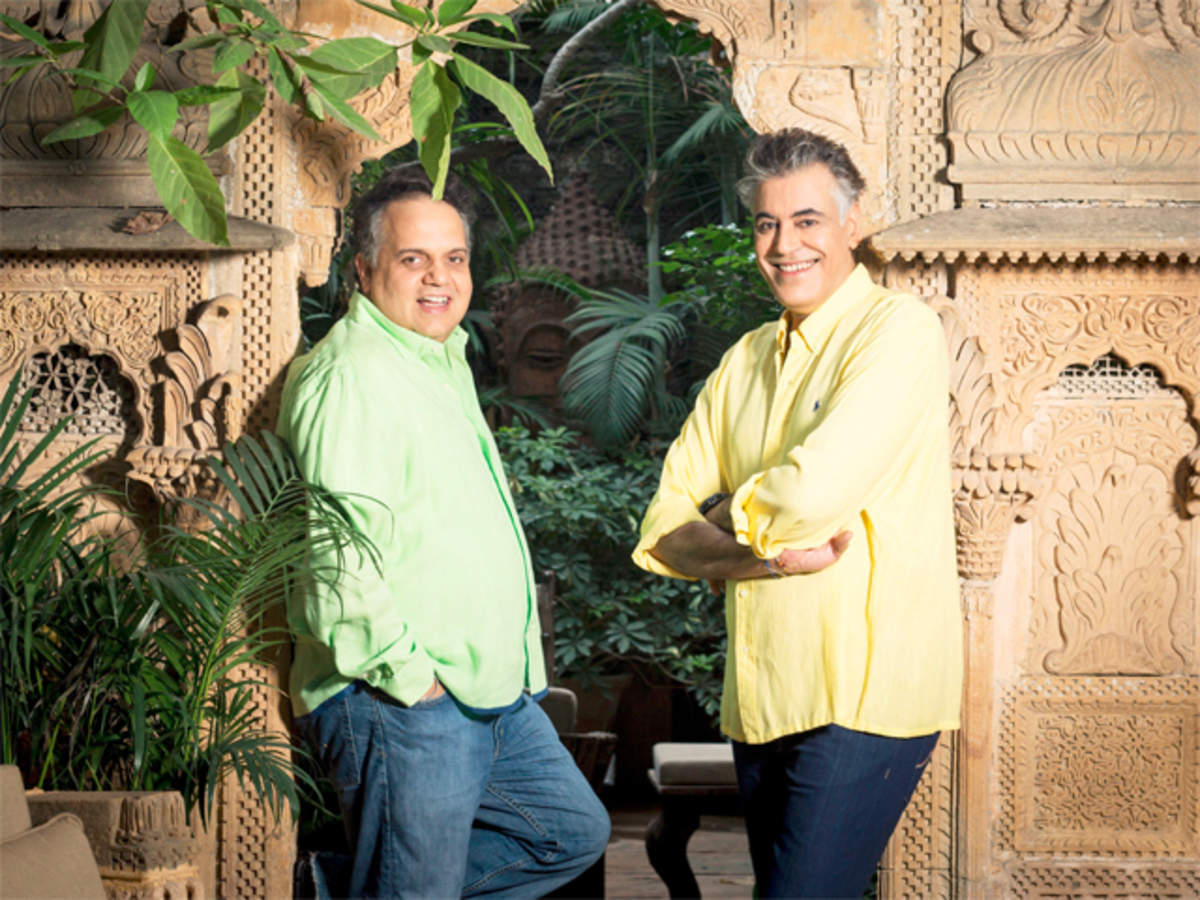 Abu Jani And Sandeep Khosla Organize A Preview Of Their New Line In Mumbai The Economic Times