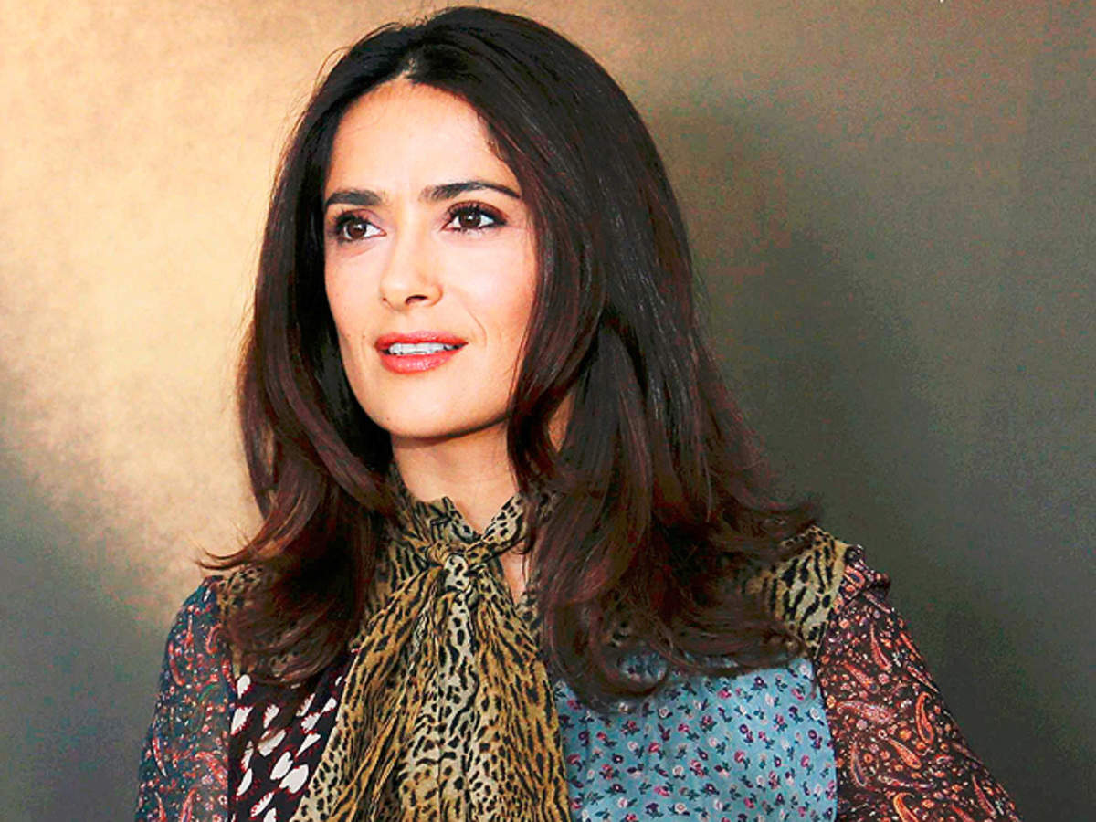 Salma Hayek Gets Best Acting Advice From Daughter The Economic Times