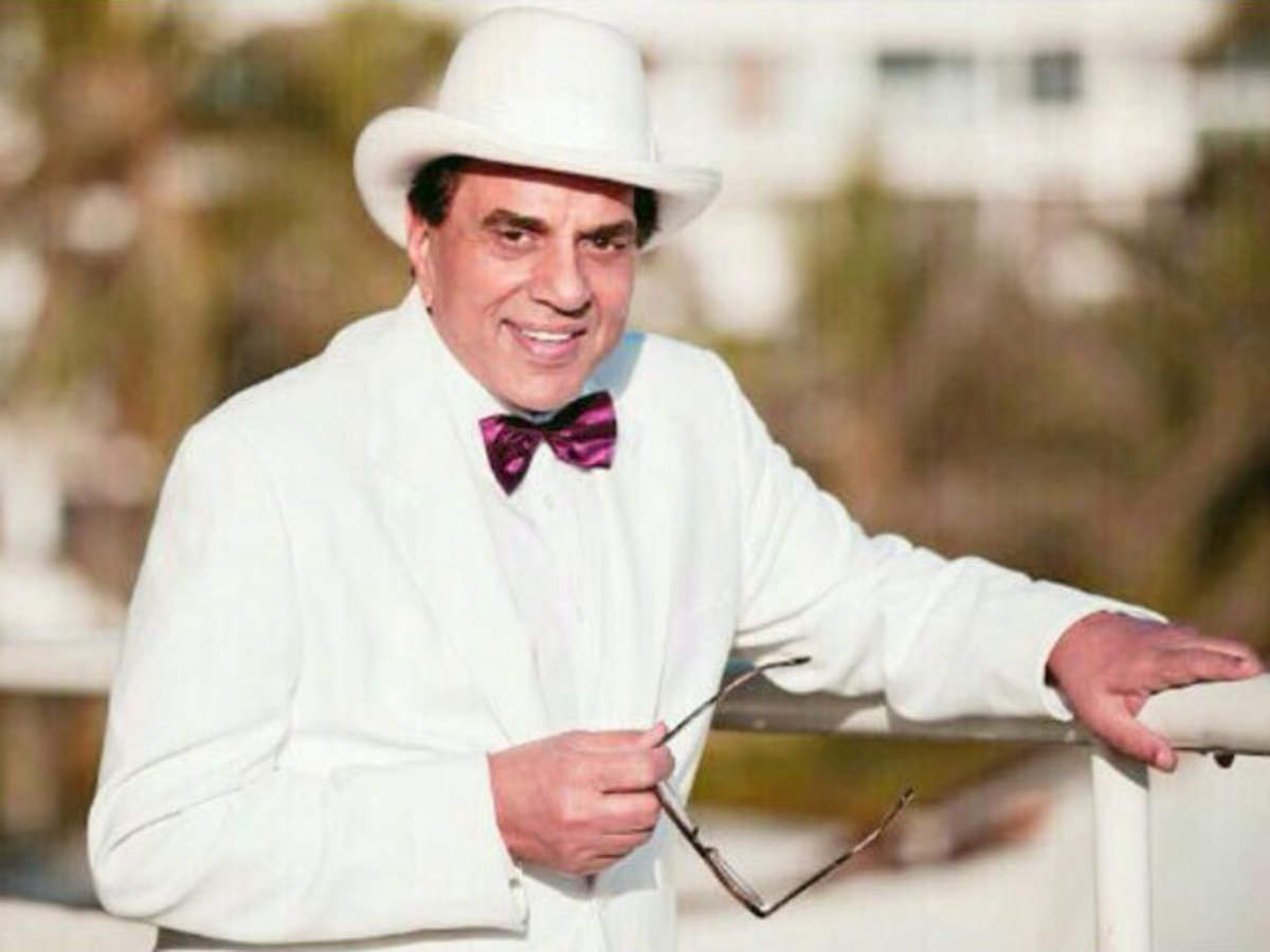 Actor Dharmendra building a resort, partnering with a chain of restaurants  - The Economic Times