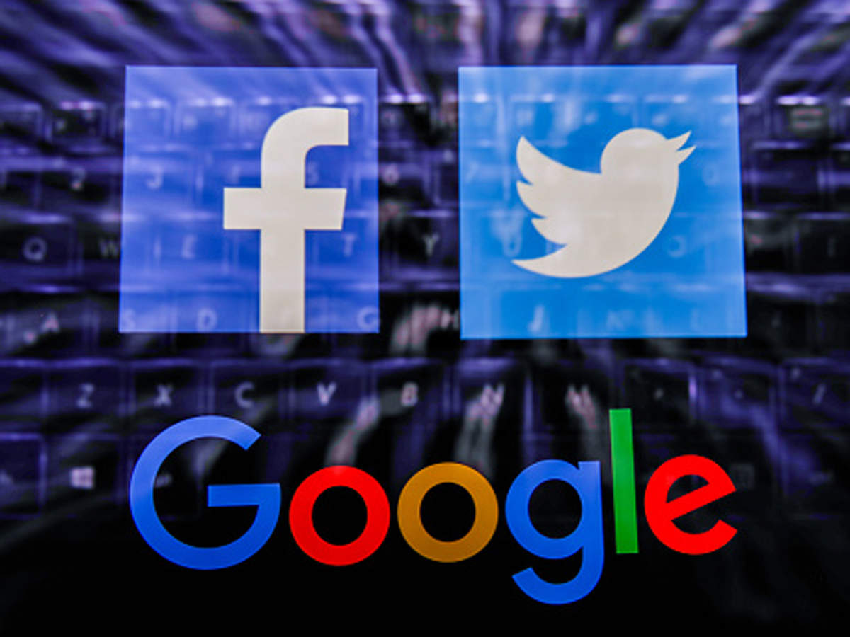Senate panel moves to compel CEOs of Facebook, Google and Twitter to  testify - The Economic Times