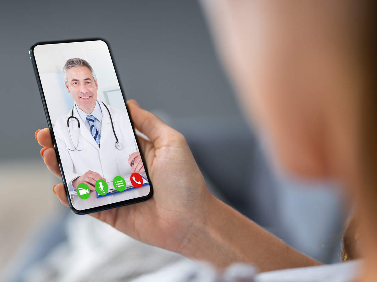 doctors The doctor will see you now, virtually Is ...