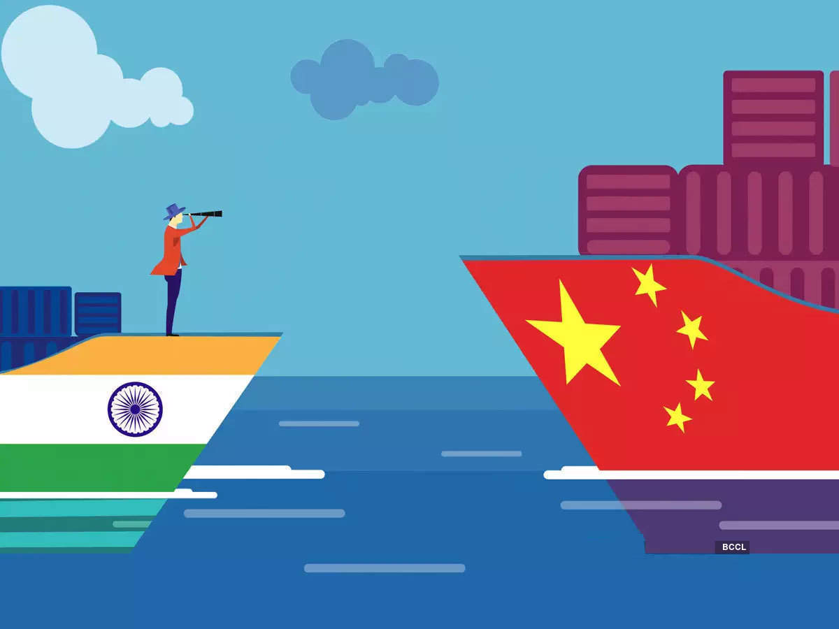 China is now second largest export partner of India - The Economic Times