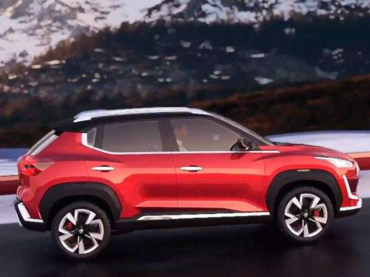 Nissan Unveils Compact Suv Magnite Model To Debut In Indian Market This Fiscal Year The Economic Times