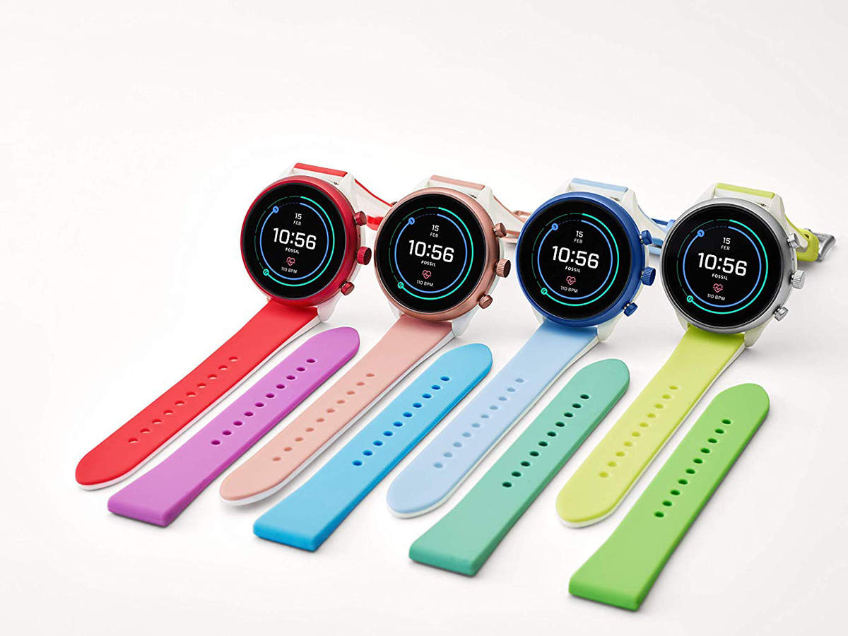 Fossil Sport Fossil Sport Review Classy Look Fantastic Performance Make It Worth The Asking Price The Economic Times