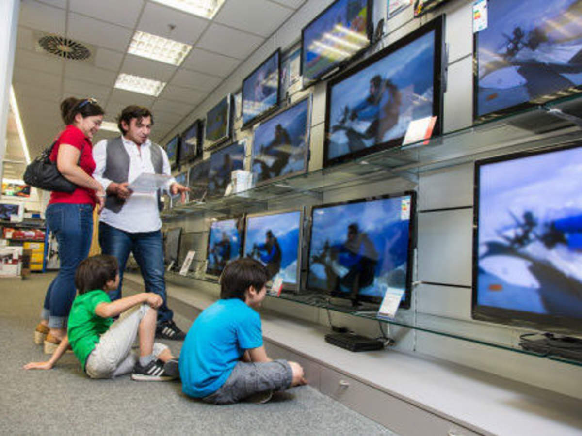 Import curbs on television sets: Companies may take licence route ...