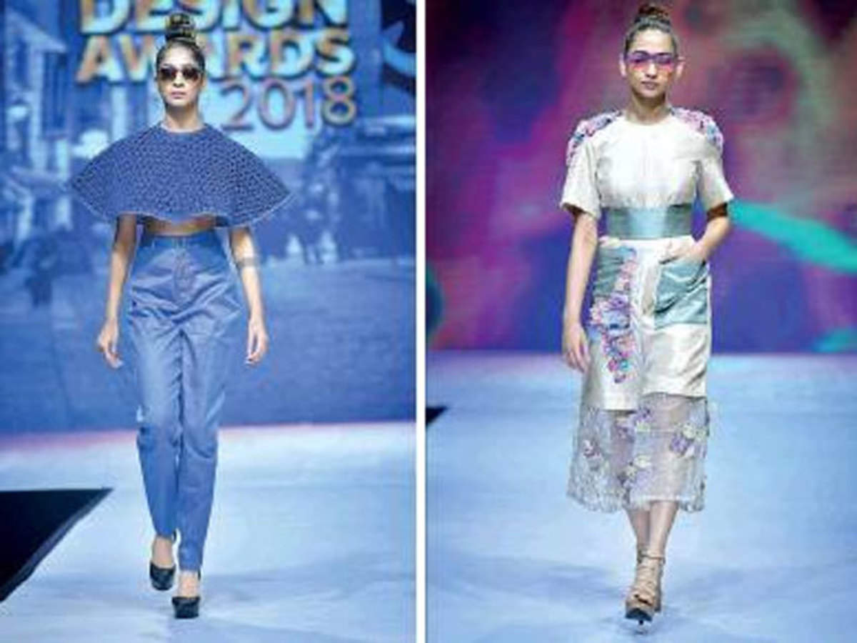 Fashionably Green Young Designers Weave Sustainability Into Their Creations The Economic Times