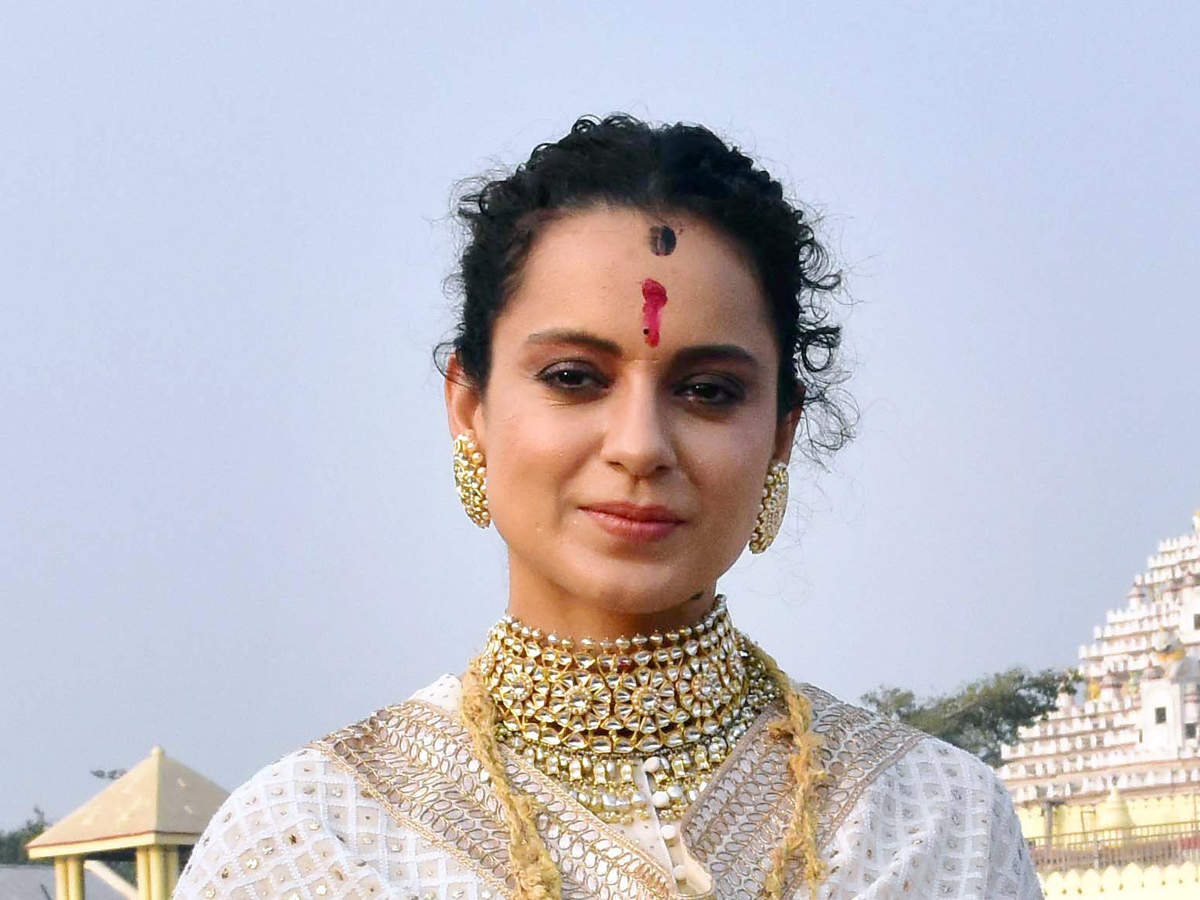 Kangana Ranaut moves Supreme Court, requests transfer of cases from Mumbai to Shimla - The Economic Times